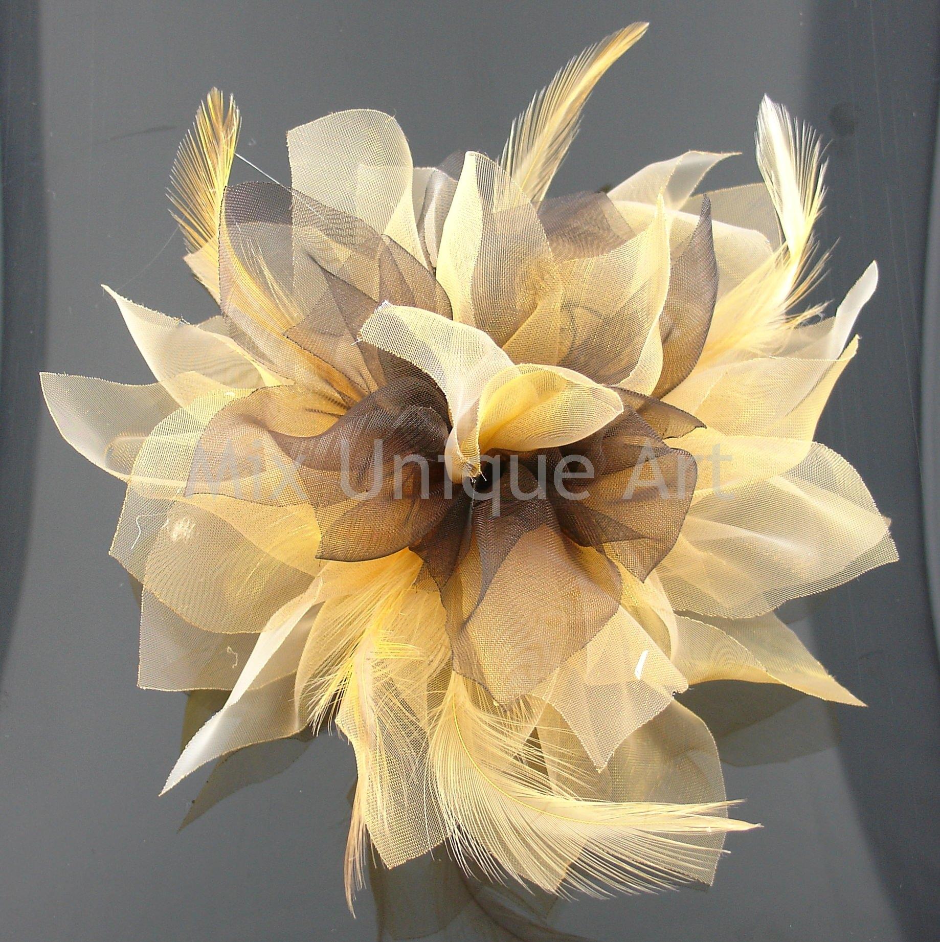 Chiffon Flowers XL