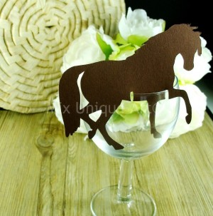 HORSE DRINK TAGS EQUESTRIAN