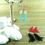 mixua_interchangeable earrings for women tassel (5)