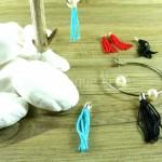 mixua_interchangeable earrings for women tassel (6)